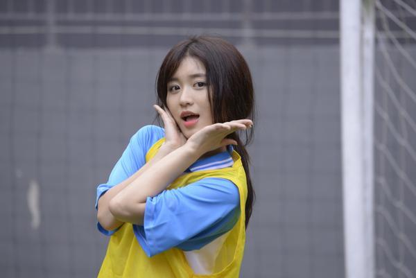 'Cặp đôi Tớ thích cậu' Han Sara, Tùng Maru tái hợp trong phim điện ảnh giới tính học đường Thầy ơi! Em có bầu ảnh 3