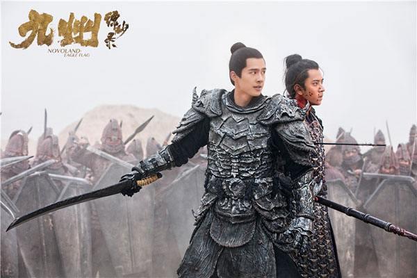 Douban Cửu Châu Phiêu Miểu Lục: Xuất sắc từ nội dung đến cách diễn, phim hay không ngại đợi lâu ảnh 12