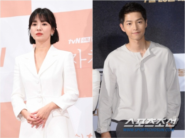[K-Star]: The divorce Song Hye Kyo and Song Joong will end in court at the end of July