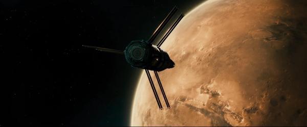 Phần hình ảnh tuyệt đẹp đến từ đạo diễn James Gray.