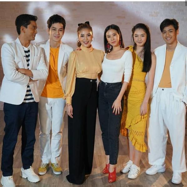 Thực đơn phim truyền hình Thái Lan mới của channel 3 trong tháng 7, tháng 8 này ảnh 10