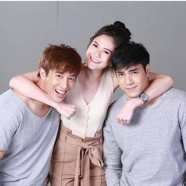 Thực đơn phim truyền hình Thái Lan mới của channel 3 trong tháng 7, tháng 8 này ảnh 4