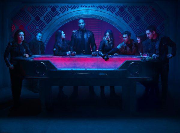 Mùa 7 sẽ là mùa cuối cùng của Agents of S.H.I.E.L.D.