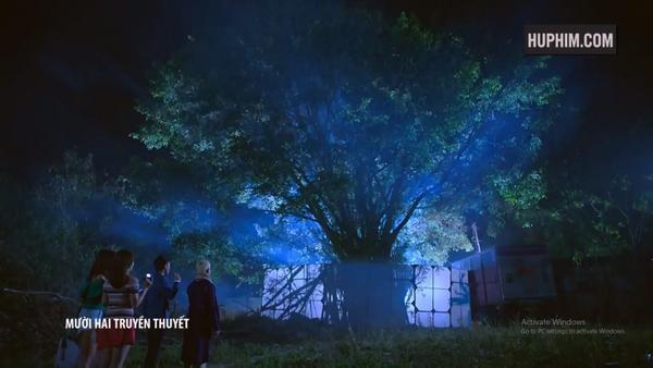 Tập 5 12 truyền thuyết: Cây đa thành tinh giết người ở Tân Giới, liệu Dịch gia có dính líu đến chuyện này không? ảnh 25