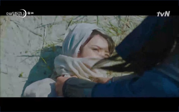 Phim Hotel Del Luna tập 3: IU gặp lại tình đầu sau ngàn năm chờ đợi, chính là Yeo Jin Goo? ảnh 7