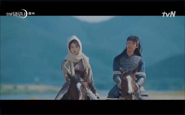 Phim Hotel Del Luna tập 3: IU gặp lại tình đầu sau ngàn năm chờ đợi, chính là Yeo Jin Goo? ảnh 11