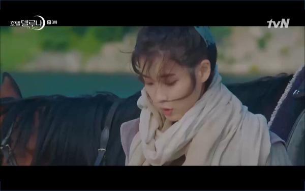 Phim Hotel Del Luna tập 3: IU gặp lại tình đầu sau ngàn năm chờ đợi, chính là Yeo Jin Goo? ảnh 13