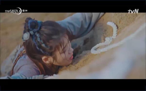 Phim Hotel Del Luna tập 3: IU gặp lại tình đầu sau ngàn năm chờ đợi, chính là Yeo Jin Goo? ảnh 17