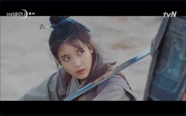 Phim Hotel Del Luna tập 3: IU gặp lại tình đầu sau ngàn năm chờ đợi, chính là Yeo Jin Goo? ảnh 21