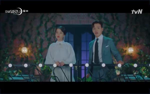 Sự tò mò về khách sạn và con người Man Wol đã thôi thúc Chan Sung chấp nhận đến Del Luna làm việc.