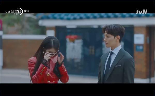 Chan Sung phải nhờ đến sự giúp đỡ của Man Wol.