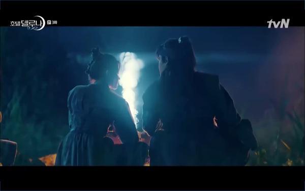 Phim Hotel Del Luna tập 3: IU gặp lại tình đầu sau ngàn năm chờ đợi, chính là Yeo Jin Goo? ảnh 106