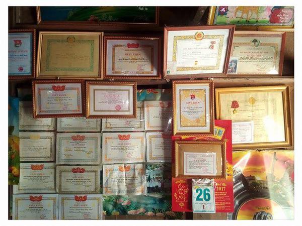 Suốt 3 năm cấp 3 Minh luôn đạt học sinh giỏi và đạt nhiều thành tích cao trong các kì thi học sinh giỏi cấp tỉnh môn Địa.