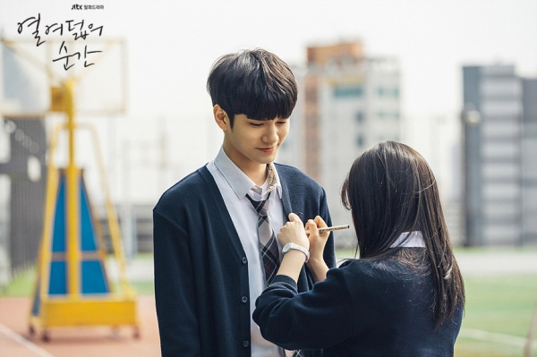 [K-Drama]: 'Moments Of 18' by Ong Seong Wu achieved a satisfactory rating first episode airing