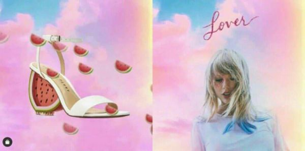 Bức ảnh làm dấy lên nghi vấn về màn hợp tác của Taylor Swift và Katy Perry?
