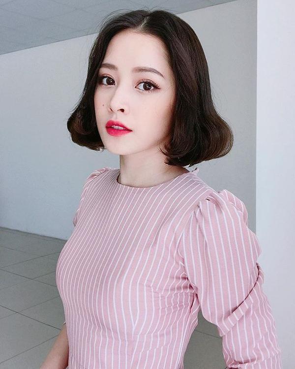 Mỹ nhân Việt lên đời thần thái nhờ cắt tóc ngắn, tưởng không xinh mà xinh không tưởng ảnh 14