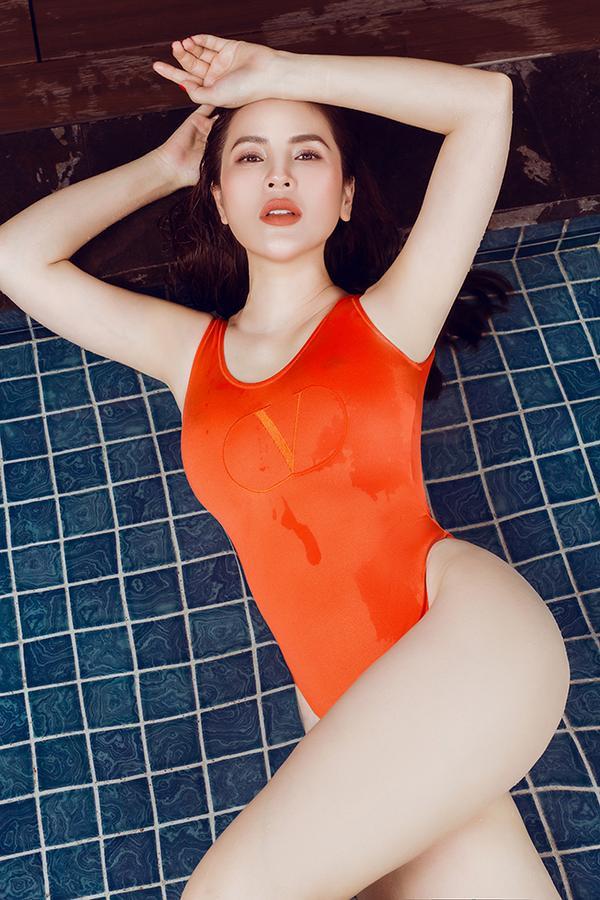 Hoa hậu 3 con Phương Lê hướng dẫn mẹ bỉm sữa cách sở hữu vòng eo 60cm ảnh 8