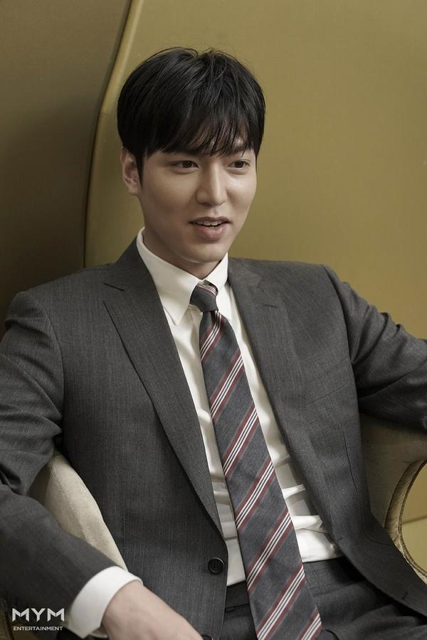 Lee Min Ho trông cực sang-xịn-mịn  Suho (EXO) có được vinh dự mới ảnh 5