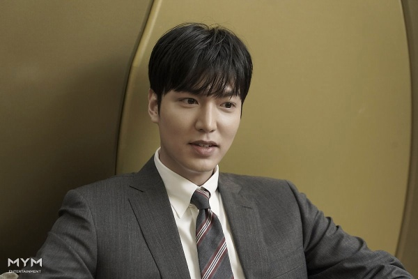 [K-Star]: The management company has released behind-the-scenes photos of the Lee Min Ho's event