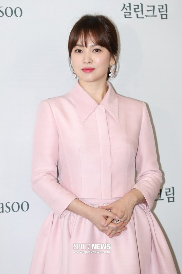 [K-Star]: Knet boycotted Song Hye Kyo from Korean entertainment