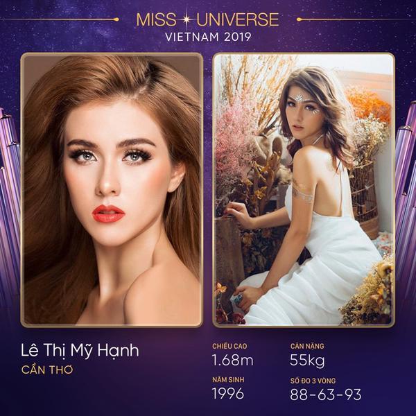 3 đóa hồng lai xinh đẹp của Miss Universe Vietnam 2019 được fan tiến cử kế nhiệm HHen Niê ảnh 4