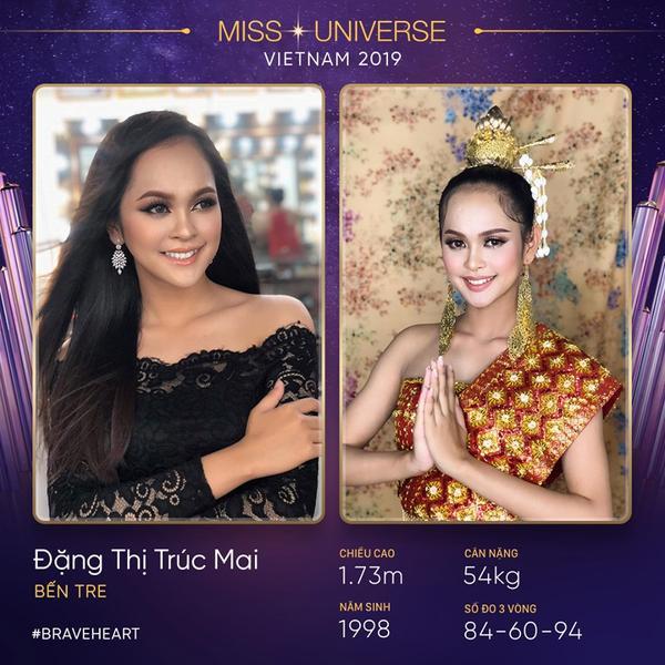 3 đóa hồng lai xinh đẹp của Miss Universe Vietnam 2019 được fan tiến cử kế nhiệm HHen Niê ảnh 0
