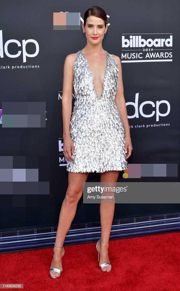 Được biết bộ cánh từng được ngôi sao hành động của Hollywood, nữ diễn viên – diện trên thảm đỏBillboard Music Awards 2019.