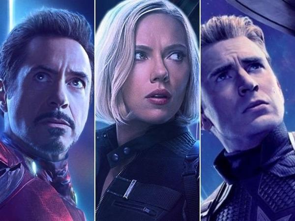 Marvel đã nói lời chào với 3 Avenger.