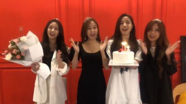 T-ara kỳ niệm 10 năm debut bên nhau.