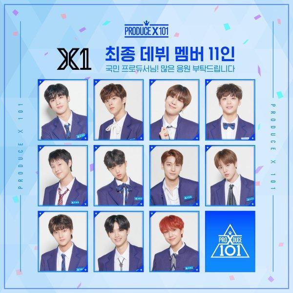 CJ Entertainment đang dồn tổng lực cho màn debut của tân binh X1.