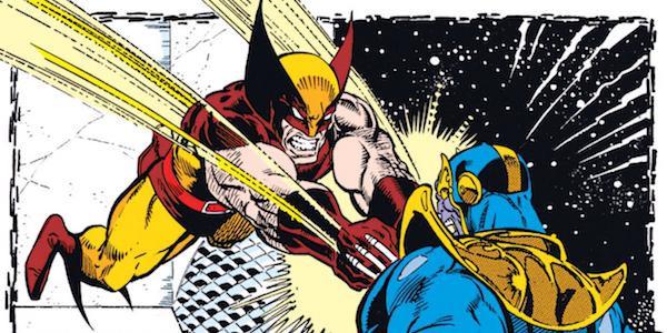Trận chiến giữa Wolverine và Thanos có lẽ sẽ được nhiều người mong chờ.