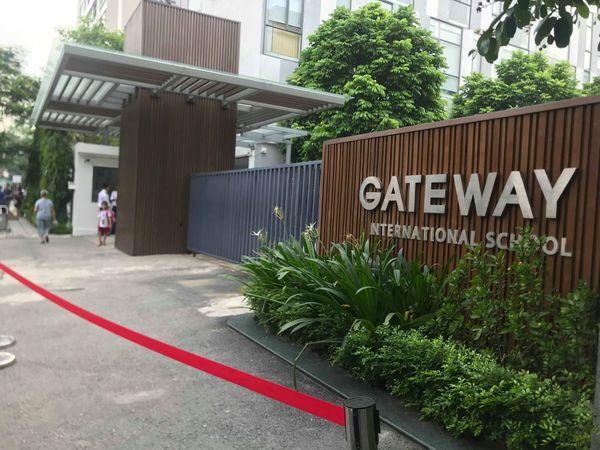 Trường Gateway nơi bé L. trước đó theo học.