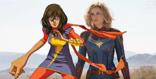 MCU sẽ khác biệt như thế nào nếu Captain Marvel xuất hiện trong Age Of Ultron! ảnh 1