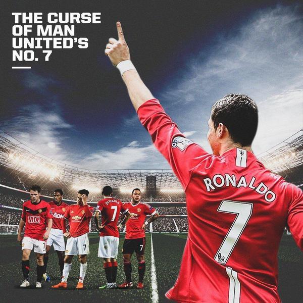 Ronaldo là cái bóng quá lớn cho những người khoác lên mình chiếc áo số 7 sau này.