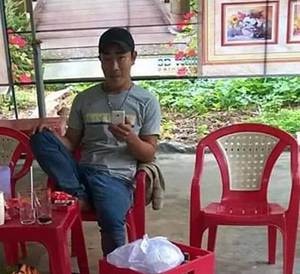 Đối tượng Huỳnh Ngọc An. Ảnh: báo Vietnamnet