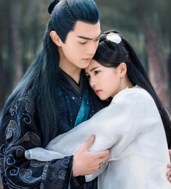 Từ vị trí người mẫu của Taobao trở thành minh tinh: Hứa Khải lên bảng vàng, Hoàng Cảnh Du trở thành diễn viên hạng A ảnh 0