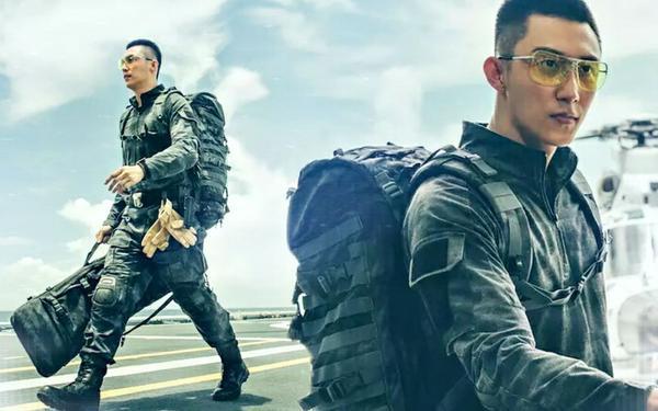 Từ vị trí người mẫu của Taobao trở thành minh tinh: Hứa Khải lên bảng vàng, Hoàng Cảnh Du trở thành diễn viên hạng A ảnh 6
