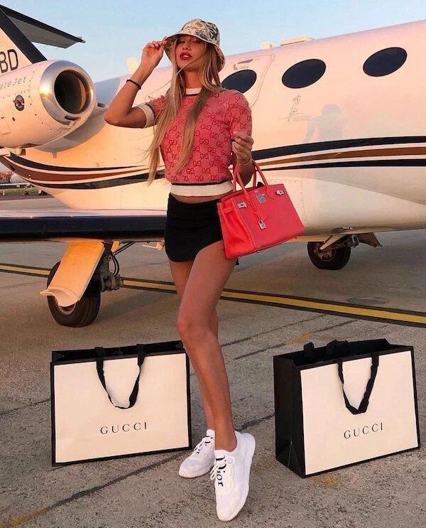 Hàng hóa mà họ tiện tay mua sắm trong 1 tiếng đồng hồ có khi còn vượt cả chi phí cho kỳ nghỉ của bạn.