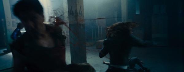 Những cảnh cận chiến máu me nhưng cũng đầy máu lửa của dàn đả nữ nhà DC.