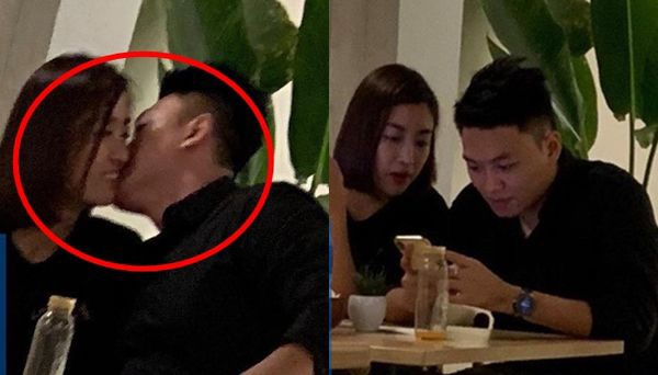 """Đỗ Mỹ Linh đã có bạn trai """"soái ca""""."""