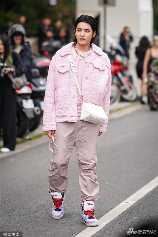 Liệu khí chất thời trang xuất sắc của Ngô Diệc Phàm có cứu vãn được bộ đồ?