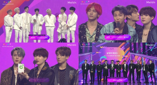 Lễ trao giải Melon Music Awards 2019 tổ chức 4 ngày sau Asia Artist Awards: Nghệ sĩ có đủ thời gian xuất hiện ở 2 nơi? ảnh 3