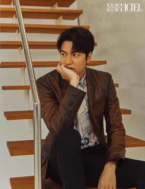 Lee Min Ho cực kì tích cực xuất hiện với tần suất dày đặc trong các shoot ảnh thời trang trong thời gian gần đây