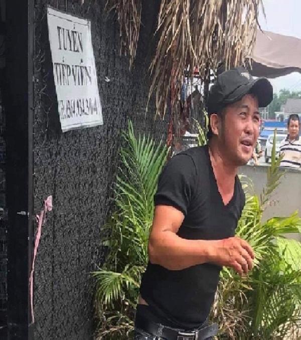 Đối tượng Trần Đức Tuấn Dũng. Ảnh: báo Vietnamnet