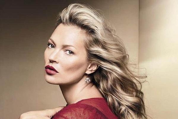 Cựu siêu mẫu Kate Moss nhường ngôi cho đàn em với vị trí thư 6 trong danh sách
