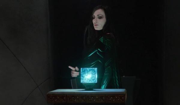 Trong kịch bản gốc, Iron Man là người đến Asgard để lấy Viên đá Không gian ảnh 3