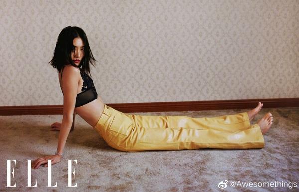 Liu Wen vẫn luôn là siêu mẫu hàng đầu không chỉ riêng Châu Á và còn ở thị trường quốc tế