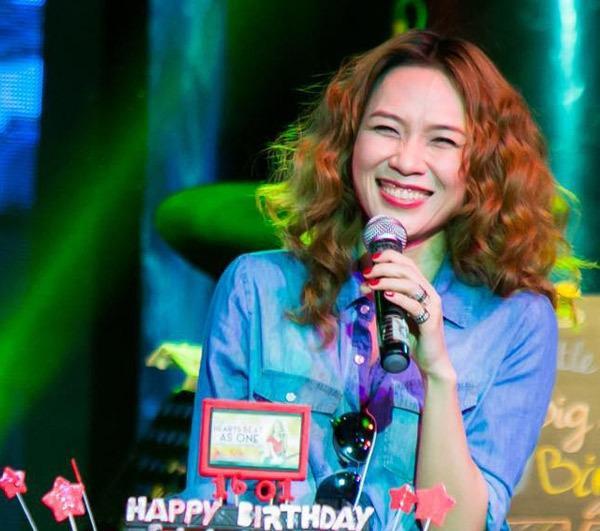 Loạt ảnh không photoshop tố nhan sắc thật mỹ nhân Việt Trung, có người không thể nhận ra ảnh 4