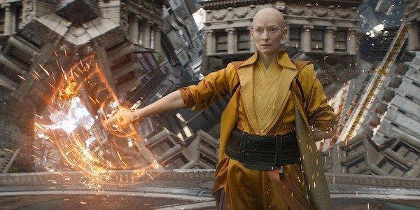 Làm thế nào để Doctor Strange có thể nhìn xa hơn cái chết của chính mình trong Avengers: Infinity War? ảnh 2