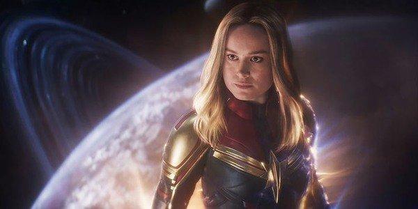 Captain Marvel là nữ hùng đầu tiên của Marvel được hãng lấy tên làm tựa đề phim.
